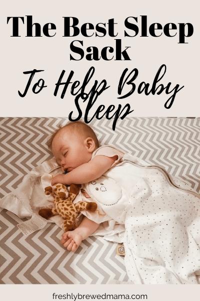 best sleep sack for baby