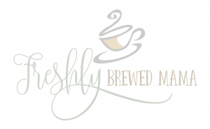 freshly brewed mama logo