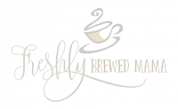 freshly brewed mama logo