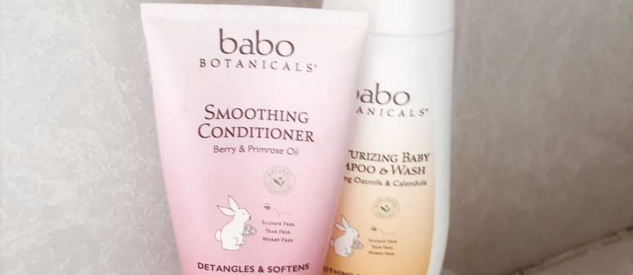The Best Soap and Lotion for Baby