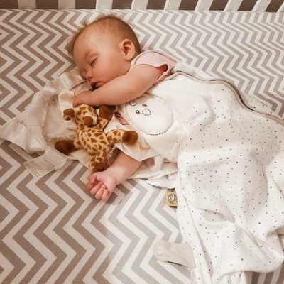 The Best Sleep Sack To Help Baby Sleep