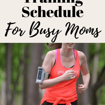 Half Marathon Training For The Busy Mom
