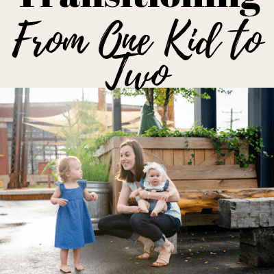 Successfully Transitioning from One Kid to Two