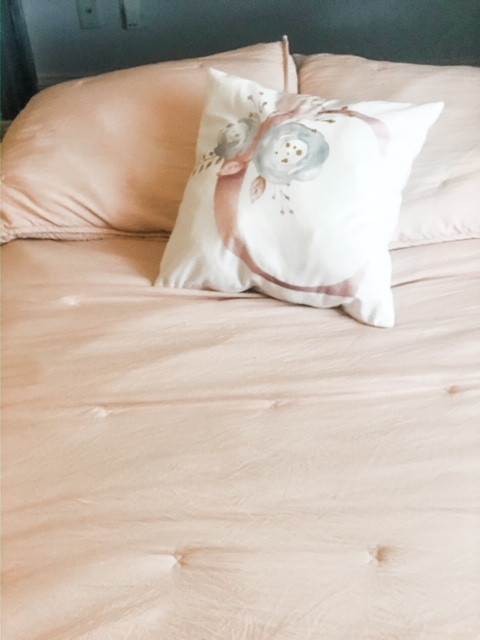 Hearth and hand bedding target