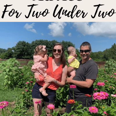 Marriage Advice for Two Under Two