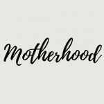 motherhood category header