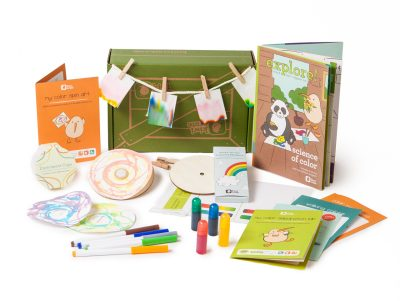 toddler gift idea subscription boxes