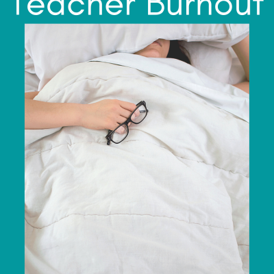 Handling Teacher Burnout
